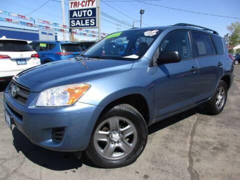 2011 Toyota RAV4 for sale at TRI CITY AUTO SALES LLC in Menasha WI