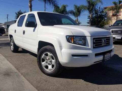 2008 Honda Ridgeline for sale at GENERATION 1 MOTORSPORTS #1 in Los Angeles CA