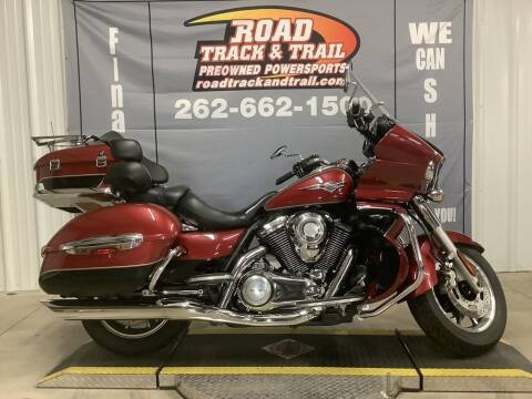 2010 Kawasaki Vulcan for sale at Road Track and Trail in Big Bend WI