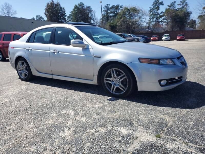 2008 Acura TL for sale at Ron's Used Cars in Sumter SC