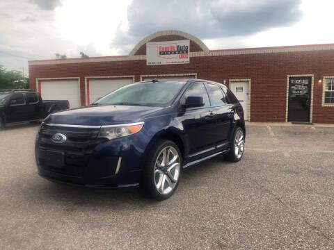 2011 Ford Edge for sale at Family Auto Finance OKC LLC in Oklahoma City OK