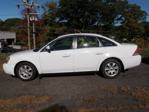 2007 Mercury Montego for sale at Wolcott Auto Exchange in Wolcott CT