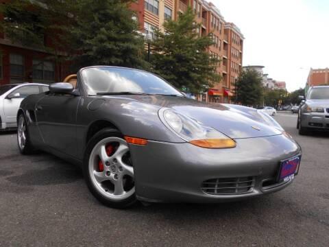 2001 Porsche Boxster for sale at H & R Auto in Arlington VA
