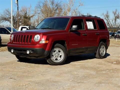 2014 Jeep Patriot for sale at Bryans Car Corner in Chickasha OK
