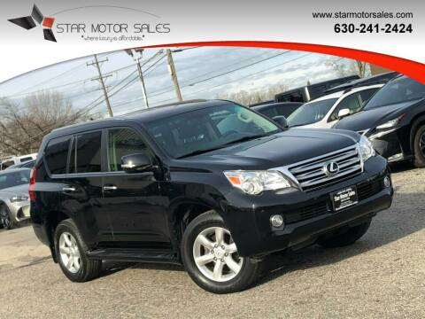 2011 Lexus GX 460 for sale at Star Motor Sales in Downers Grove IL