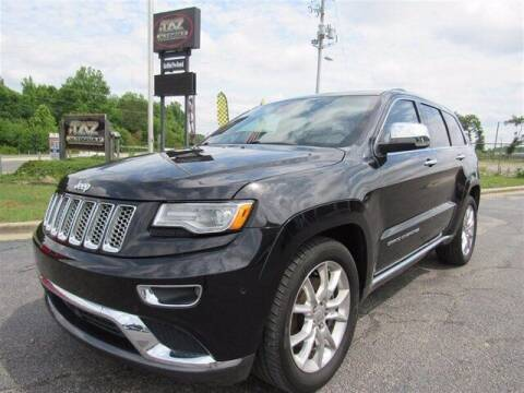 2015 Jeep Grand Cherokee for sale at J T Auto Group in Sanford NC