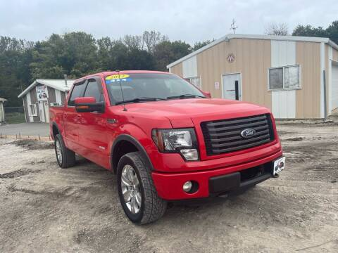 2012 Ford F-150 for sale at Victor's Auto Sales Inc. in Indianola IA