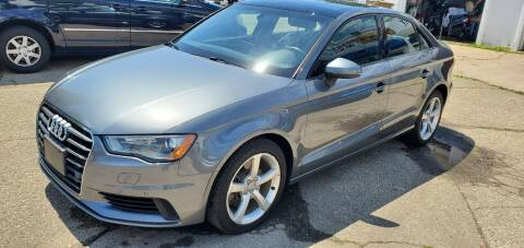 2016 Audi A3 for sale at Steve's Auto Sales in Madison WI
