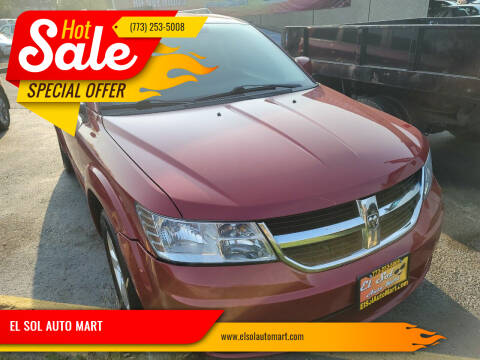 2010 Dodge Journey for sale at EL SOL AUTO MART in Franklin Park IL