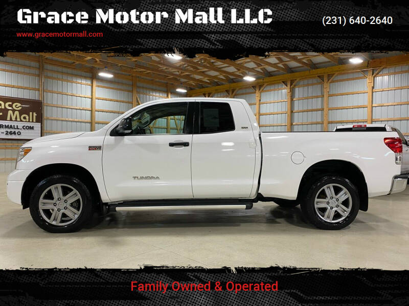 2013 Toyota Tundra for sale at Grace Motor Mall LLC in Traverse City MI
