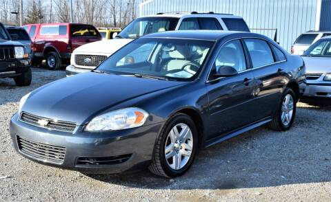 2010 Chevrolet Impala for sale at PINNACLE ROAD AUTOMOTIVE LLC in Moraine OH