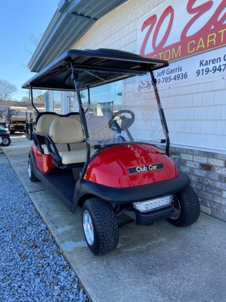 2017 Club Car PRECEDENT - 6 SEATER for sale at 70 East Custom Carts LLC in Goldsboro NC