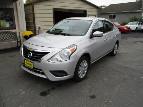 2016 Nissan Versa for sale at TRI-STAR AUTO SALES in Kingston NY