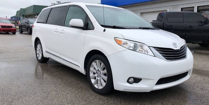 2011 Toyota Sienna for sale at Perrys Certified Auto Exchange in Washington IN