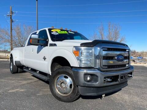2015 Ford F-350 Super Duty for sale at UNITED Automotive in Denver CO