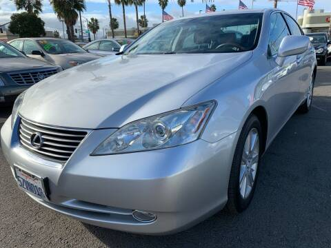 2007 Lexus ES 350 for sale at North County Auto in Oceanside CA