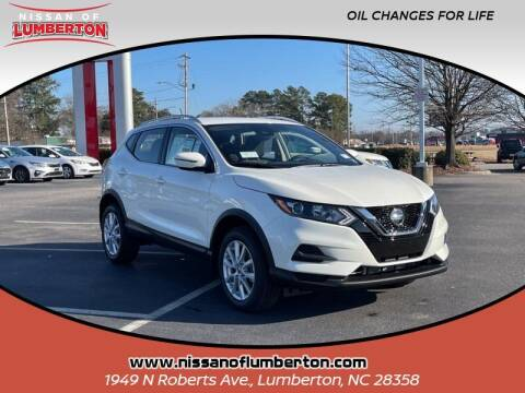 2020 Nissan Rogue Sport for sale at Nissan of Lumberton in Lumberton NC