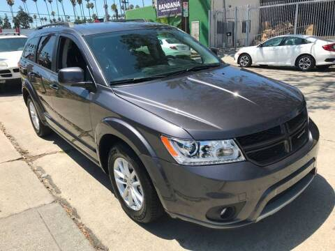 2016 Dodge Journey for sale at Autobahn Auto Sales in Los Angeles CA