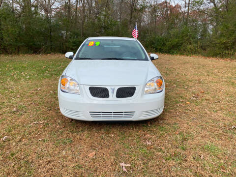 2009 Pontiac G5 for sale at Midtown Motors in Greenbrier TN