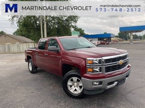 2014 Chevrolet Silverado 1500 for sale at MARTINDALE CHEVROLET in New Madrid MO