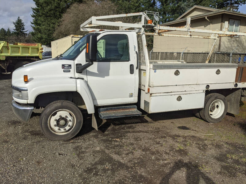 2004 Chevrolet C4500 for sale at Teddy Bear Auto Sales Inc in Portland OR