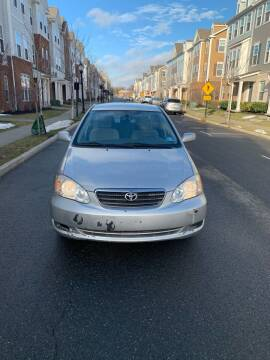 2007 Toyota Corolla for sale at Pak1 Trading LLC in South Hackensack NJ