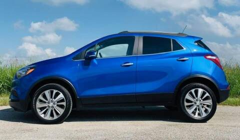 2017 Buick Encore for sale at Palmer Auto Sales in Rosenberg TX