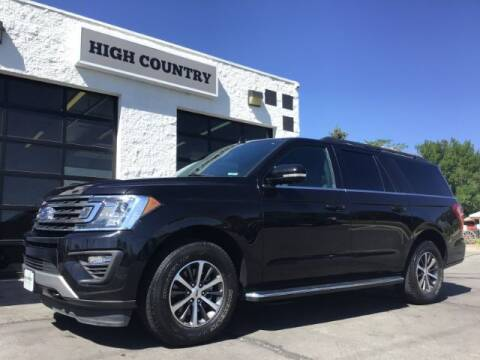 2019 Ford Expedition MAX for sale at High Country Motor Co in Lindon UT