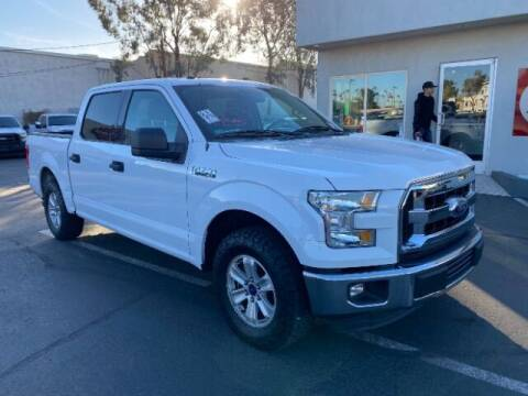 2016 Ford F-150 for sale at Brown & Brown Wholesale in Mesa AZ