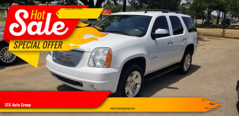 2010 GMC Yukon for sale at STX Auto Group in San Antonio TX