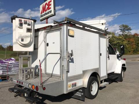2007 Chevrolet C4500 for sale at ACE HARDWARE OF ELLSWORTH dba ACE EQUIPMENT in Canfield OH