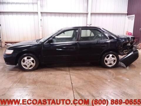 2000 Honda Accord for sale at East Coast Auto Source Inc. in Bedford VA