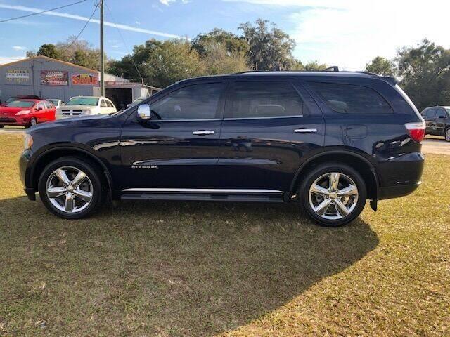 2013 Dodge Durango for sale at Unique Motor Sport Sales in Kissimmee FL