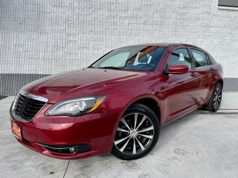 2013 Chrysler 200 for sale at ALIC MOTORS in Boise ID