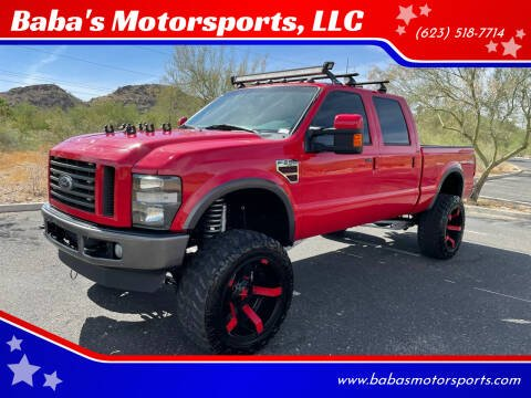 2008 Ford F-250 Super Duty for sale at Baba's Motorsports, LLC in Phoenix AZ
