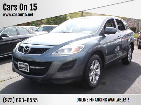 2012 Mazda CX-9 for sale at Cars On 15 in Lake Hopatcong NJ