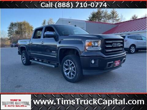 2014 GMC Sierra 1500 for sale at TTC AUTO OUTLET/TIM'S TRUCK CAPITAL & AUTO SALES INC ANNEX in Epsom NH