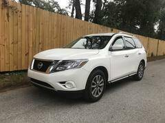 2014 Nissan Pathfinder for sale at Popular Imports Auto Sales in Gainesville FL