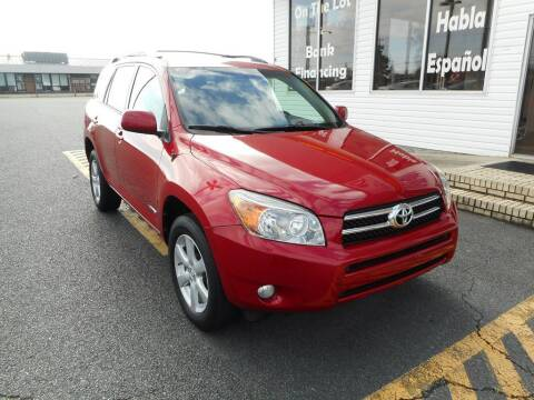2007 Toyota RAV4 for sale at Auto America - Monroe in Monroe NC