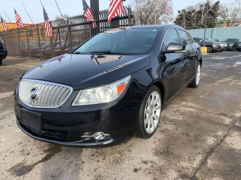 2010 Buick LaCrosse for sale at Gus's Used Auto Sales in Detroit MI
