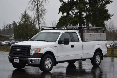2009 Ford F-150 for sale at Skyline Motors Auto Sales in Tacoma WA