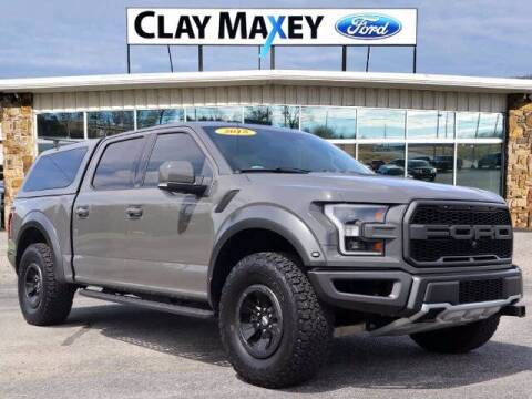 2018 Ford F-150 for sale at Clay Maxey Ford of Harrison in Harrison AR