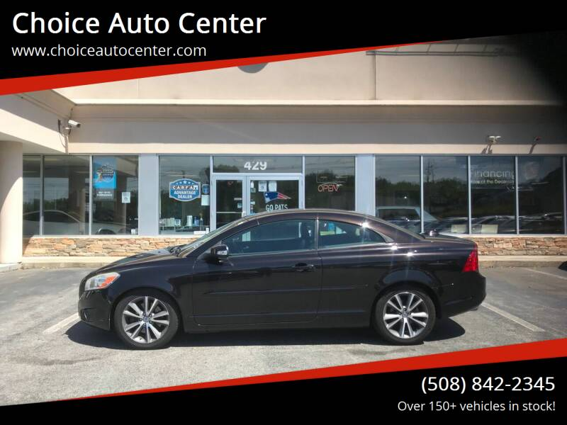 2012 Volvo C70 for sale at Choice Auto Center in Shrewsbury MA