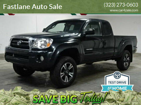 2007 Toyota Tacoma for sale at Fastlane Auto Sale in Los Angeles CA