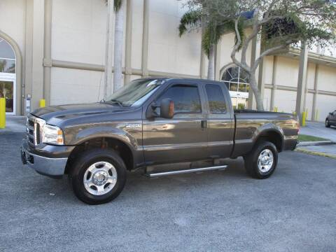 2006 Ford F-250 Super Duty for sale at BIG BOY DIESELS in Fort Lauderdale FL