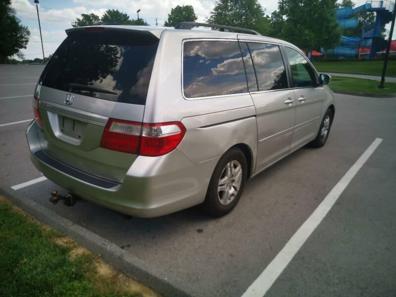 2007 Honda Odyssey for sale at CHAD AUTO SALES in Bridgeton MO