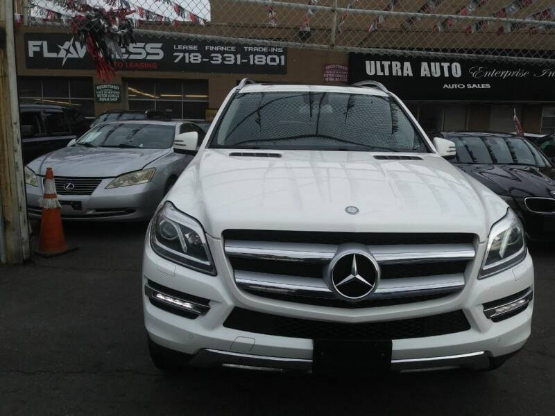 2015 Mercedes-Benz GL-Class for sale at Ultra Auto Enterprise in Brooklyn NY