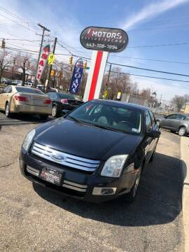 2008 Ford Fusion for sale at i3Motors in Baltimore MD