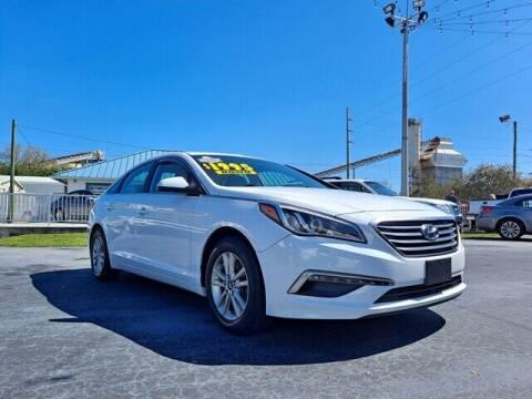 2015 Hyundai Sonata for sale at Select Autos Inc in Fort Pierce FL
