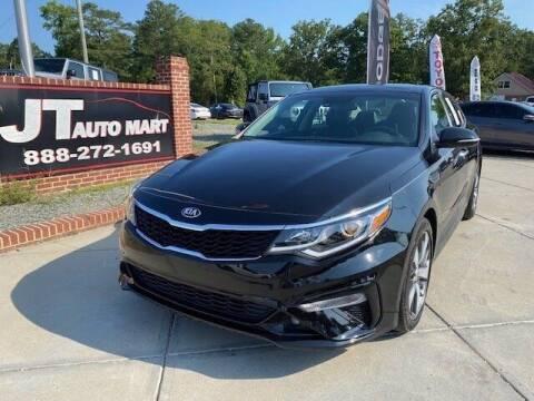 2019 Kia Optima for sale at J T Auto Group in Sanford NC
